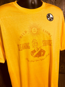 WWN Souvenir Tees - Child of the Light Cleaning