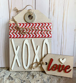 Load image into Gallery viewer, XOXO LOVE - Complete Decor Box