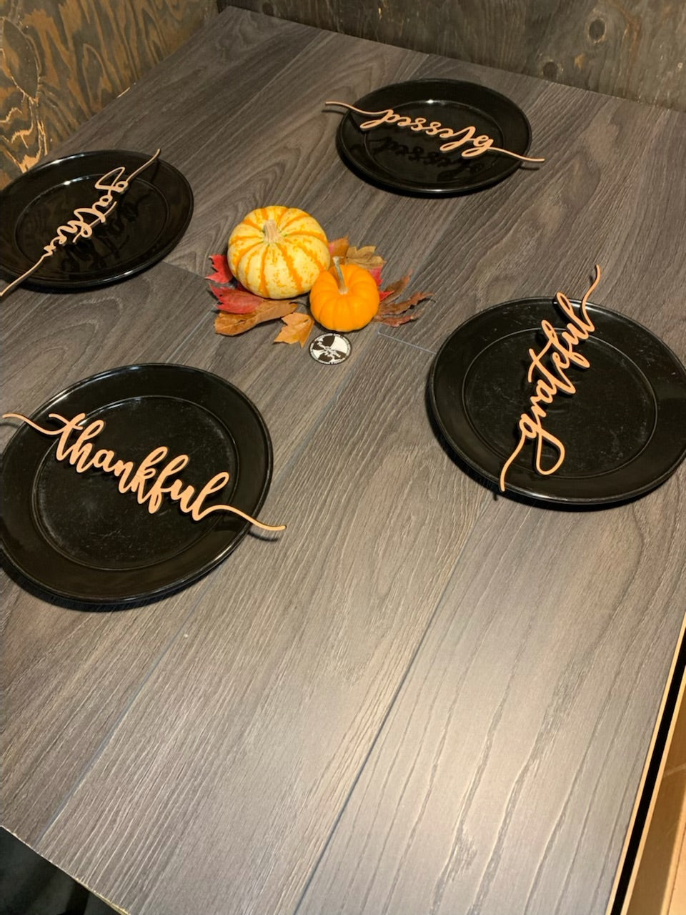 Place Settings for Special Occasions