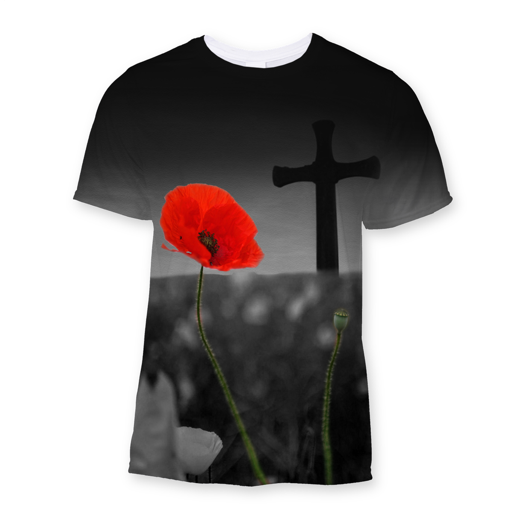 Poppy and the Cross