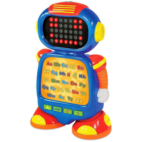 The Learning Journey Touch And Learn Phonics Bot