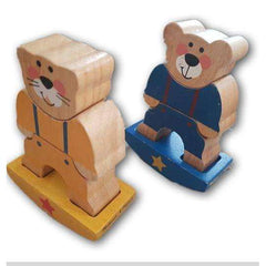 Melissa and Doug Stacking Bears set of 2 - Toy Chest Pakistan