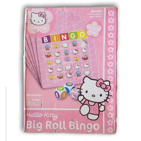Hello Kitty Big Roll Bingo
