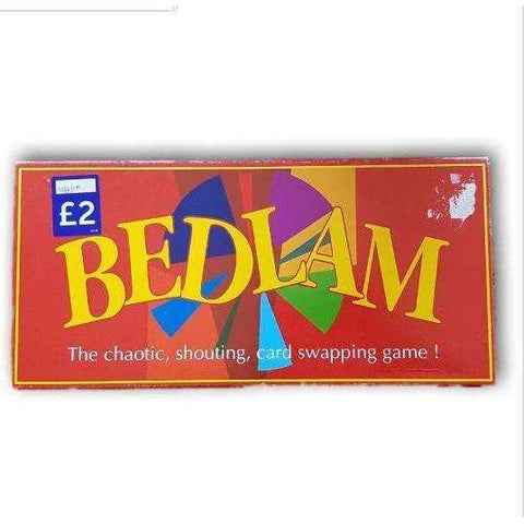 Bedlam - Toy Chest Pakistan