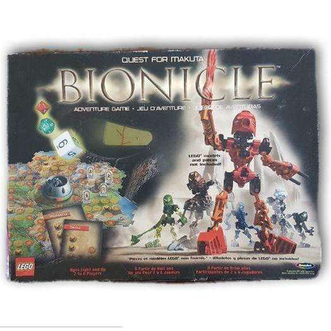 Bionicle- Quest For Makuta - Toy Chest Pakistan