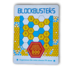 Block Buster Quiz Game Book - Toy Chest Pakistan