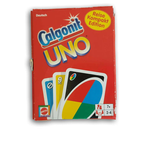 Uno Mini Card Travel Set