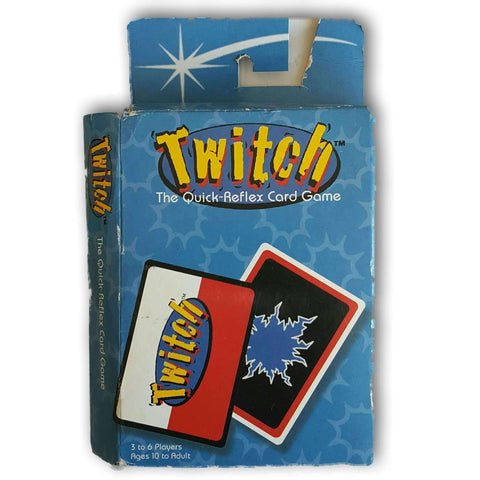 Twitch Card Game