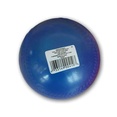 Blue Hedstrom Ball