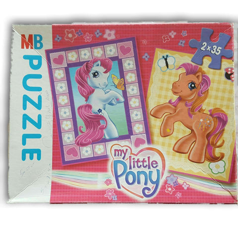 My Little Pony Puzzle 2X35