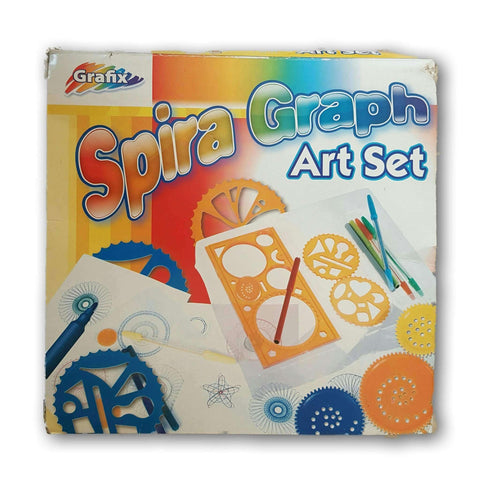 Spiragraph Art Set New