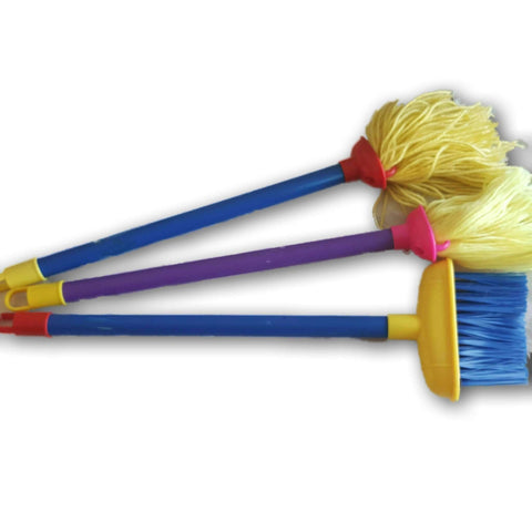 Broom Set Of 3