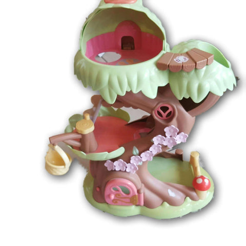 Elc Tree House Without Dolls.