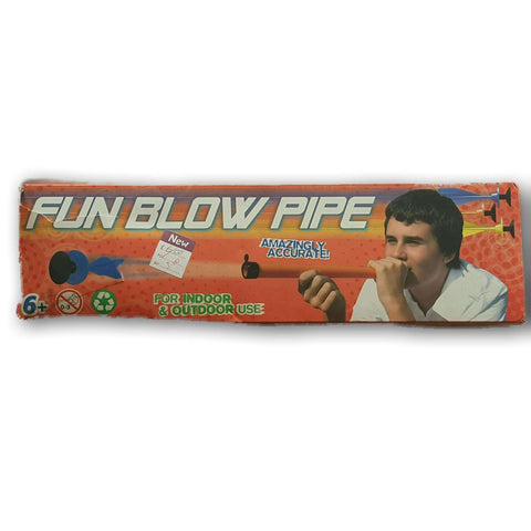 Fun Blow Pipe