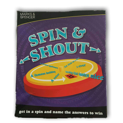 Spin And Shout