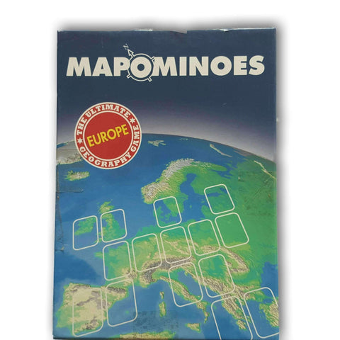 Mapominoes
