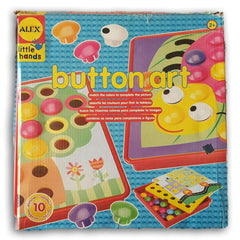 Button art - Toy Chest Pakistan