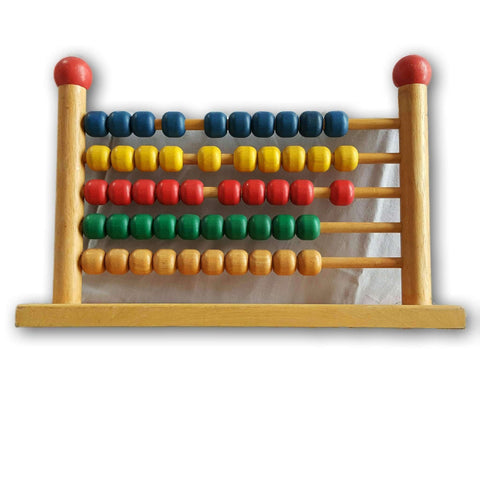 Wooden Abacus. Large Size