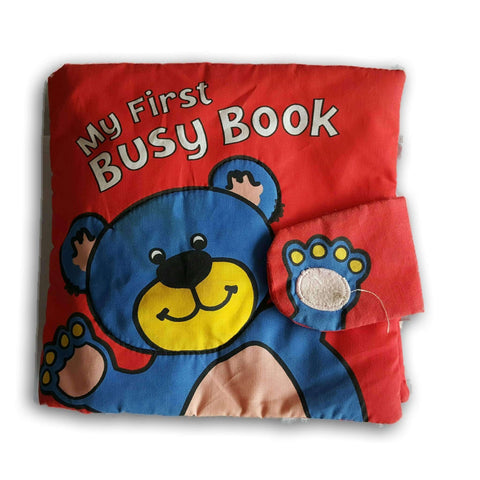 The Busy Book Cloth Book