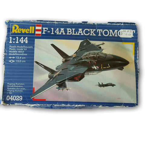 Build Your Own F 14 A Black Tomcat