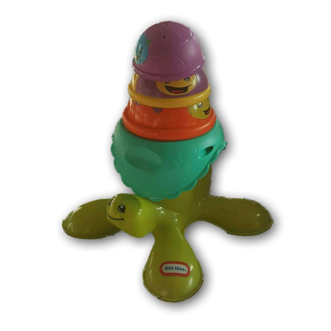 Little Tikes Stacking Turtle