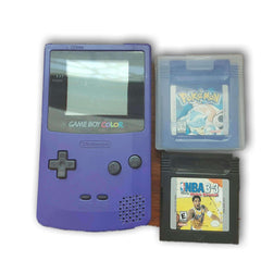 Nintendo Game Boy with two cartridges - Toy Chest Pakistan