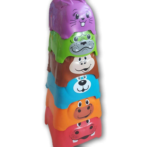 Animal Party  Stacker Cups