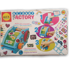Alex Sticker Factory - Toy Chest Pakistan