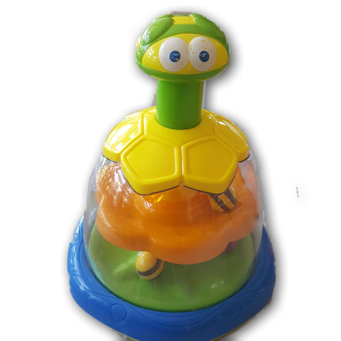 Infantino Spiral Spin Top - Toy Chest Pakistan