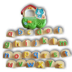Leapfrog Fridge Phonics Set small letters) - Toy Chest Pakistan