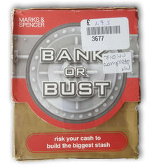 Bank or bust - Toy Chest Pakistan