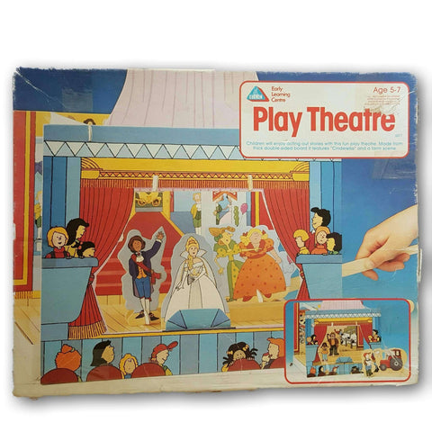 Elc Play Theatre (Story Telling)