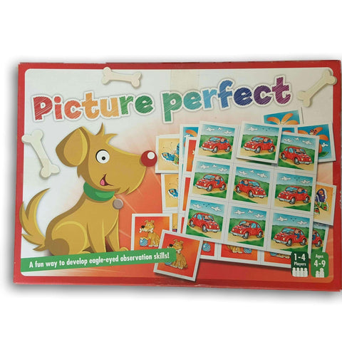 Picture Perfect- Observation Skills