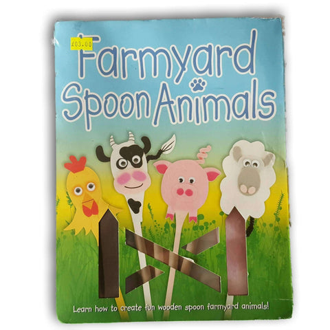 Farmyard Spoon Animas (Story Telling)