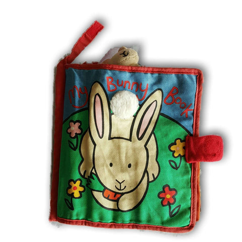 Cloth Book - The Bunny Book