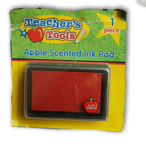 Teacher Resource - Apple Scented Stamp Pad