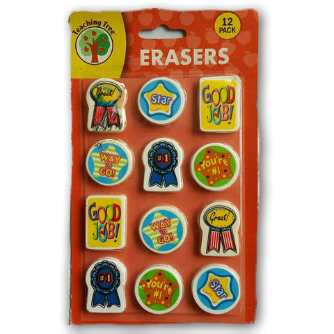 Teacher Resource- Reward Erasers