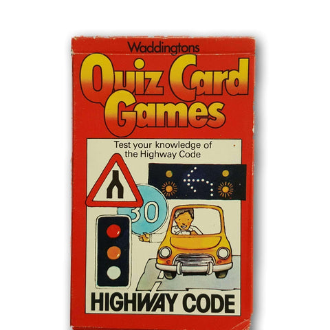 Quiz Car Games- Highway Code