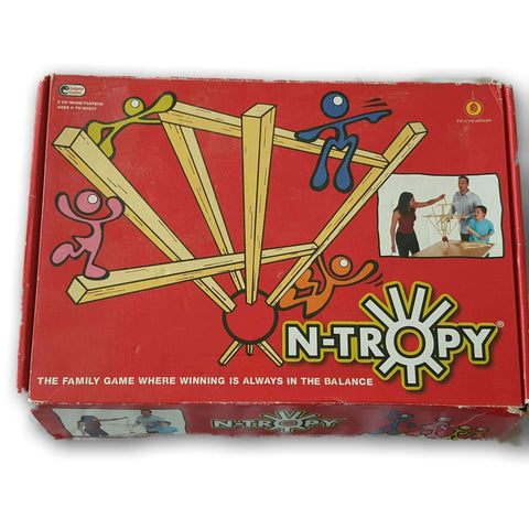 N-Tropy Family Game Of Balance