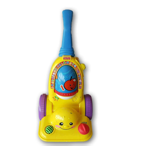 Fisher Price Laugh And Learn Learning Vacuum