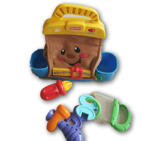 Fisher Price Laugh And Learn My Learning Tools - 4 Tools