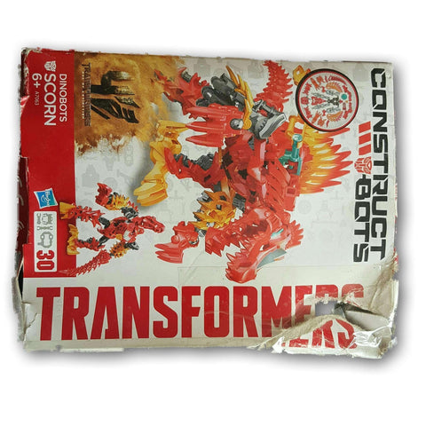 Construct Bots Transformers New