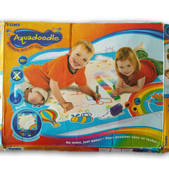 Aqua Doodle Rainbow Mat with accessories - Toy Chest Pakistan