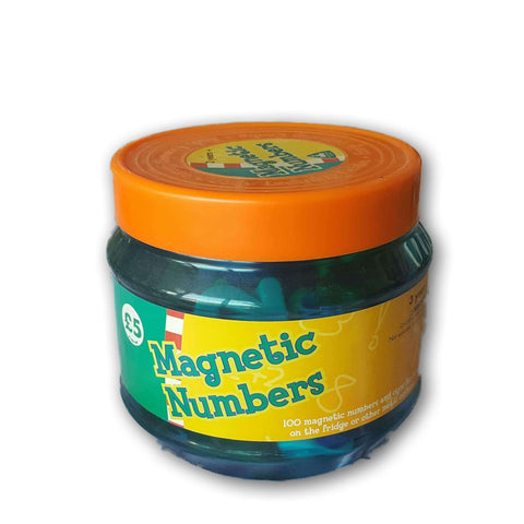 Elc Magnetic Numbers