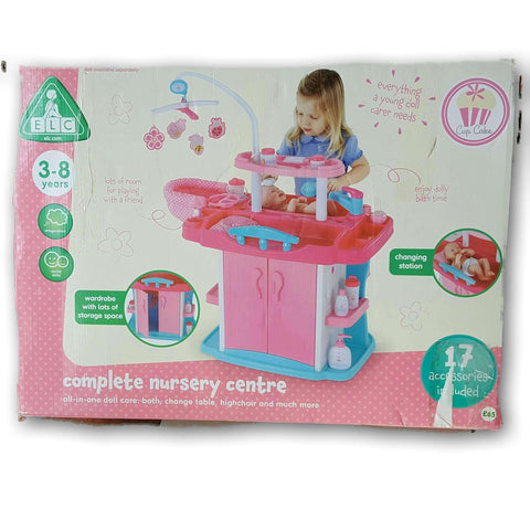 Elc Cupcake Nursery Centre (New)