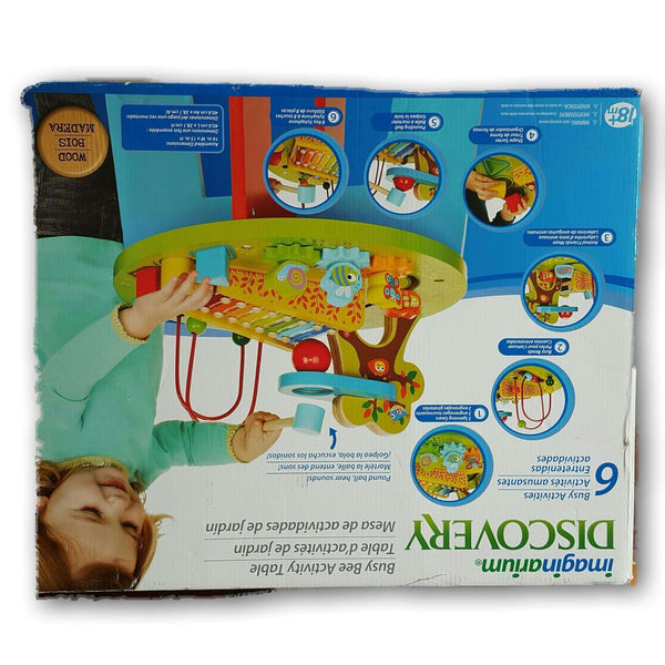 Imaginarium Discovery Busy Bee Activity Table (New)