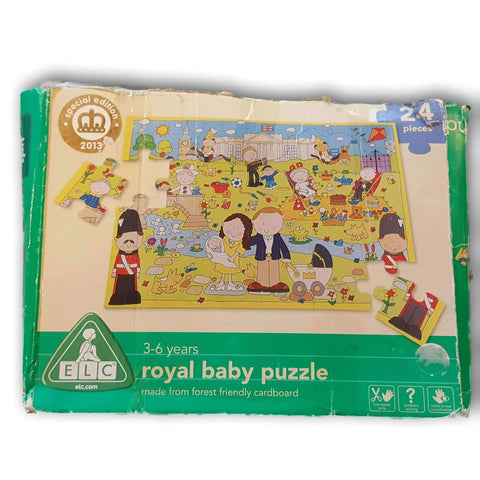 Royal Baby Puzzle 24 Pc