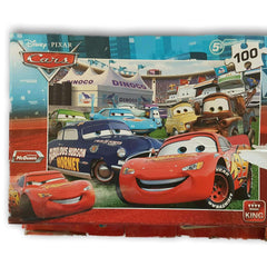 Cars 100pc puzzle - Toy Chest Pakistan
