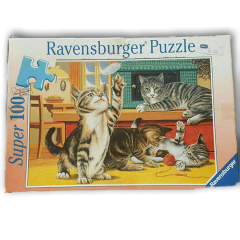 Ravensburger Super 100Pc Puzzle