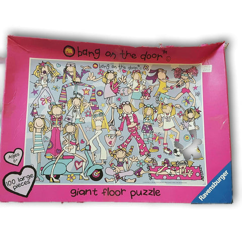 Bang On The Door 100Pc Puzzle